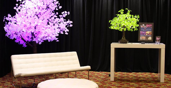 Twinkle Tree used at Event